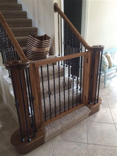 baby gates for dogs baby gate by cmc06 lumberjocks woodworking community