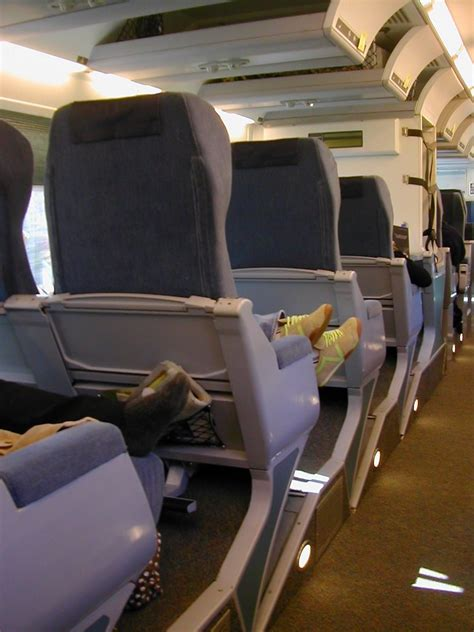Caledonian Sleeper Seats by Nightstar Coaching Stock And Via Rail Railuk Forums
