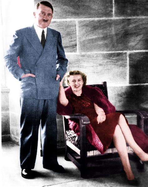 adolf hitler eva braun theory that adolf hitler fled to argentina and lived to