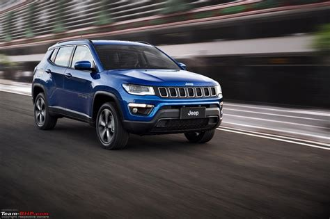 Jeep Compass Forum 2017 Jeep Compass Revealed In Brazil Team Bhp