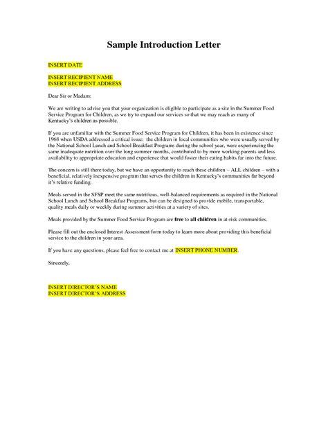 exles of presentation letters sle business presentation letter shishita world