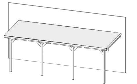 zeichnung carport technische zeichnung carport my
