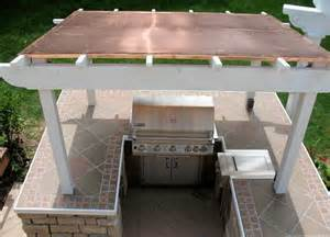 outdoor kitchen roof ideas various types of great outdoor kitchen roof ideas home
