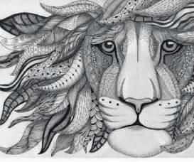 lion zentangles google search doodle zentangle pen 132 best images about z zentangle objects on pinterest