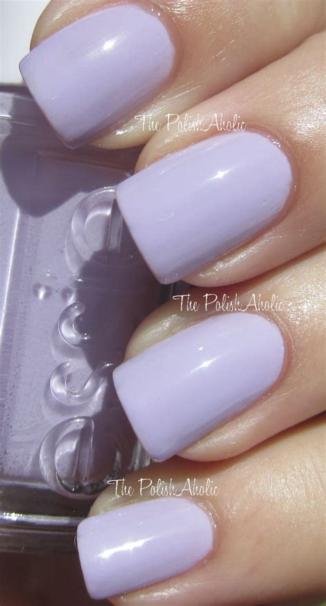 light purple nail polish essie light purple nail polish best nail designs 2018