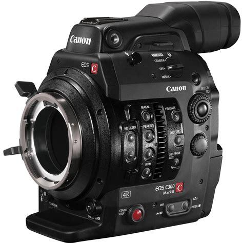 Canon Cinema Eos C500 Pl canon c300 ii cinema eos camcorder with dual pixel