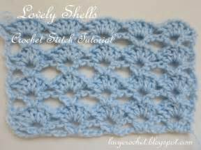 Lacy crochet crochet stitch patterns