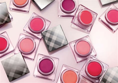 Burberry Lip Cheek Bloom Peony burberry launches lip cheek bloom collection fashion insight