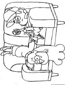 gravity falls coloring pages free coloring pages of gravity falls waddles