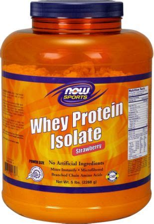 Now Whey Protein Isolate now whey protein isolate at bodybuilding best prices