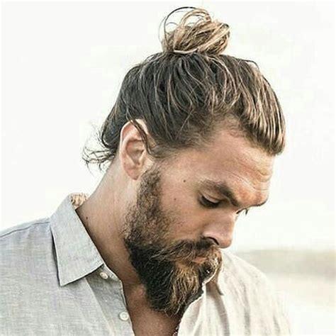 hair cuts men long hair shaved side bun new long hairstyles for men 2018 gurilla