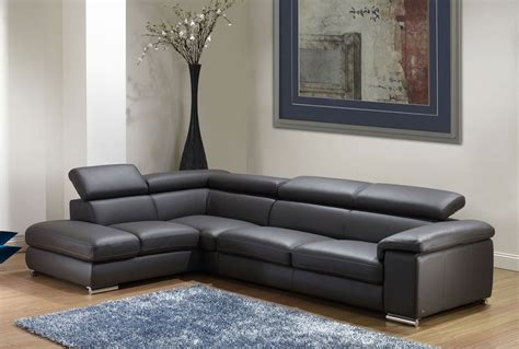 Italy Leather Sofa Nicoletti 100 Italian Leather Sectional Sofa Instock Made In Italy Modern Furniture