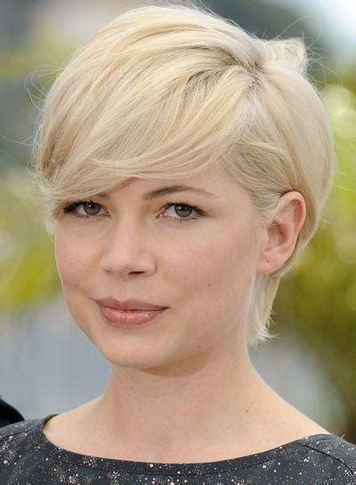 25 Best Ideas About Pear Shaped Face On Pinterest | 20 best of short hairstyles for pear shaped faces