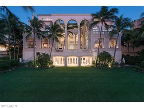 luxury homes in naples florida castle by the sea in naples florida luxury homes