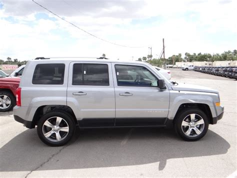 jeep patriot 2017 high altitude 2017 jeep patriot high altitude j7010 chapman