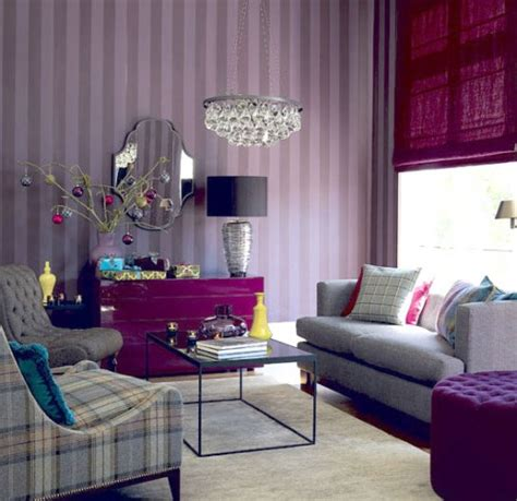 purple living room ideas beauty houses purple interior designs living room