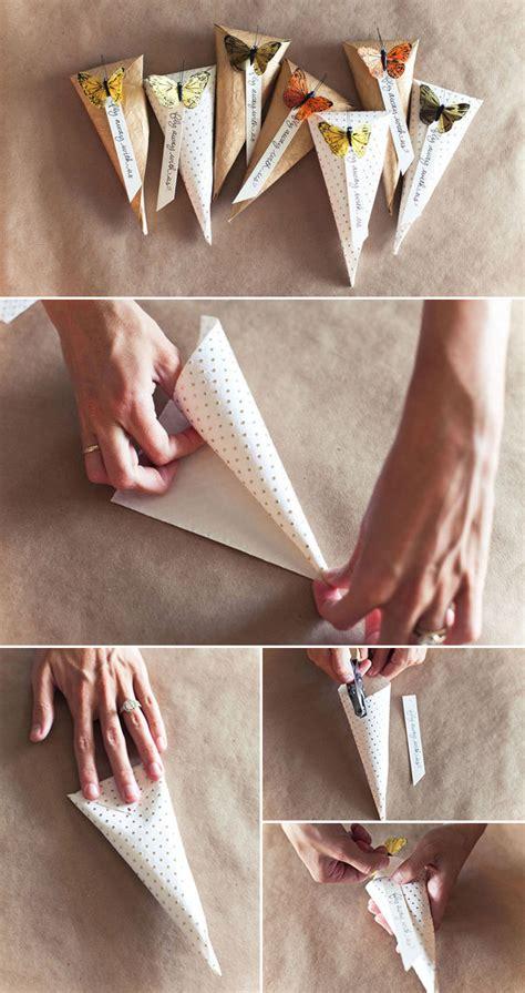 Diy Wedding Favor Ideas by Diy Wedding Ideas 10 Ways To Use Paper For Weddings