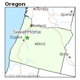 sweet home or best places to live in sweet home oregon