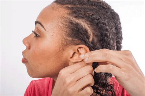 flat twist braid to scalp step by step cute summer curly hair gif find share on giphy