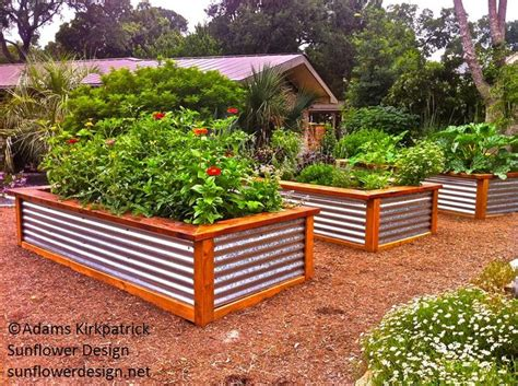 Raised Bed Designs by Best 25 Raised Garden Bed Design Ideas On