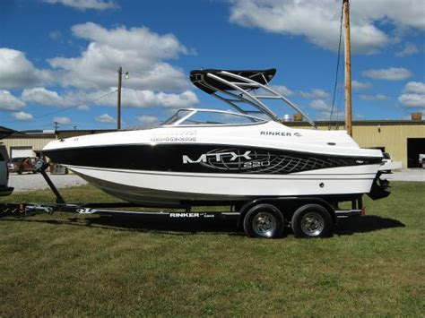 rinker mtx boats for sale rinker 220 mtx rental fleet boats for sale in tennessee