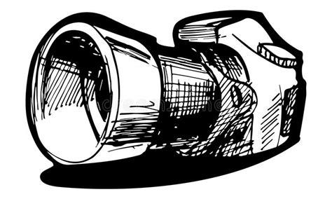 clipart macchina fotografica macchina fotografica reflex illustrazione vettoriale
