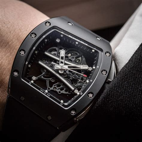 Ntpt Carbon Limited Edition Movement Custom Modified Swiss 7750 F 1 sihh 2015 richard mille rm61 01 baby black special edition swiss classic watches