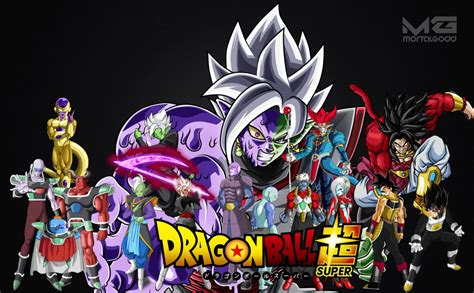 dragon ball z villains wallpaper dragon ball super heroes villains 2016 wallpaper by