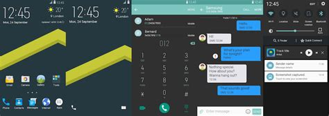 themes for android samsung galaxy e5 themes thursday here are some of the best themes released
