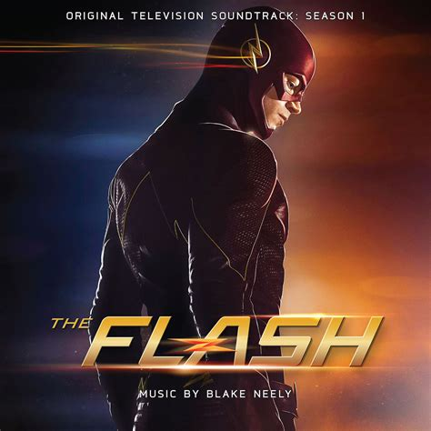 the flash season 1 soundtrack details