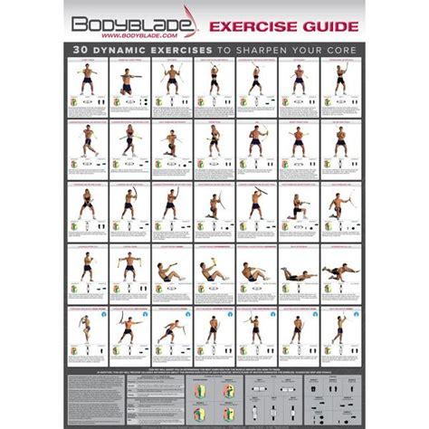 bodyblade    full color wall chart bodybladecom