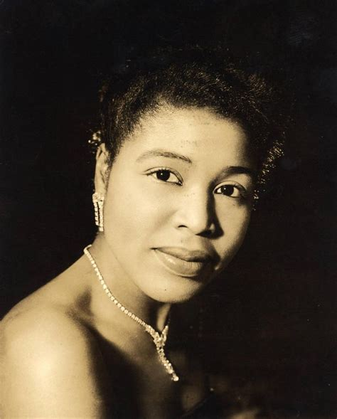 celebrity opera singers theresa merritt hines 9 24 1922 6 12 1998 was a stage