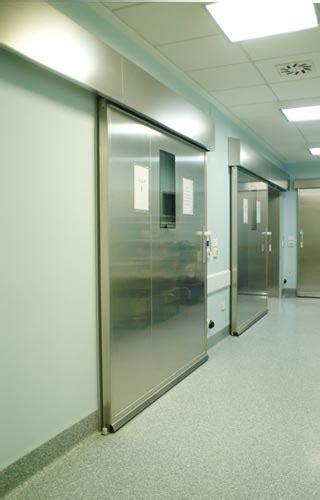 porte ermetiche porte ermetiche ponzi porte automatiche ospedaliere e