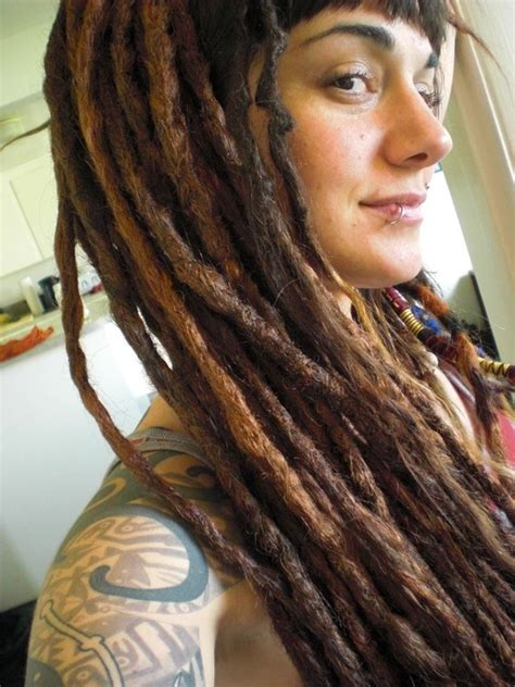 dreadlock extensions on short hair 17 best images about dread love