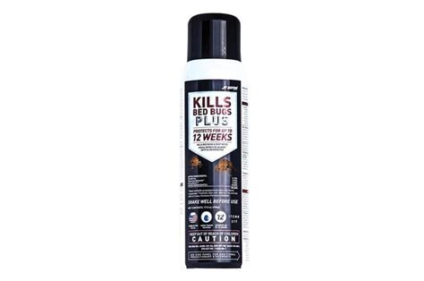 what kills bed bugs on contact kills bed bugs plus aerosol spray nixalite
