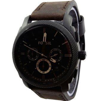 fossil fs4656 jam tangan pria casual mewah classic