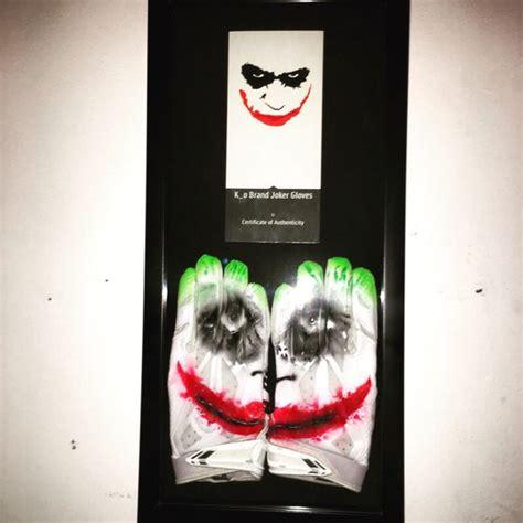 nike custom joker football gloves  sale  tampa fl offerup