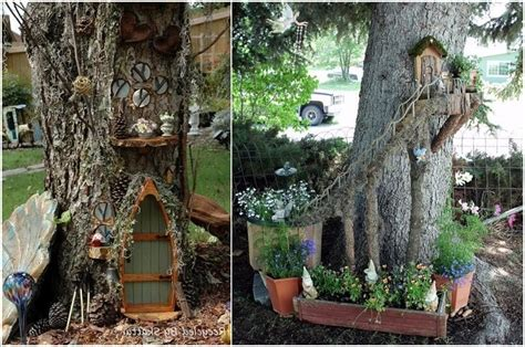 how to decorate an outdoor tree 10 wonderful ideas to decorate an outdoor tree