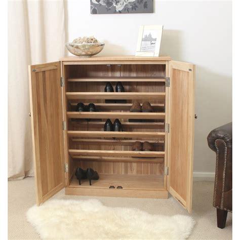 solid oak shoe storage cabinet mobel shoe cupboard rack large storage cabinet solid oak