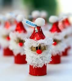 hershey kiss mas santa wine cork ornament homemade