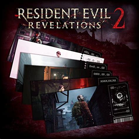 Ps4 Ps4 Resident Evil Revelations Usa resident evil revelations 2 season pass ps4 digital code