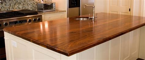 Wood And Granite Countertops by Allen Roth Countertops Kitchen Bath Remodel And