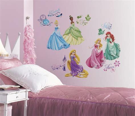 Wallpaper Disney Untuk Kamar Anak | desan kamar anak perempuan tema princess desain tipe rumah