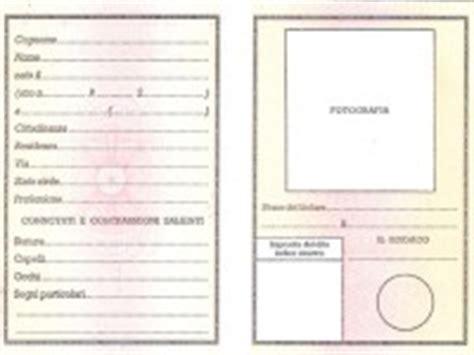 smarrimento carta di soggiorno carta d identit 224 senigallia notizie