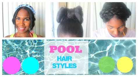 hairstyles for pool party hair styles hair styles for a pool party