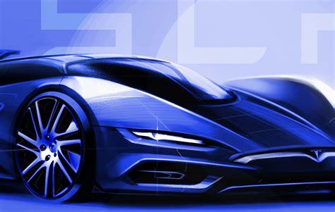tesla concept gt6 vision gran turismo concept sketches gallery
