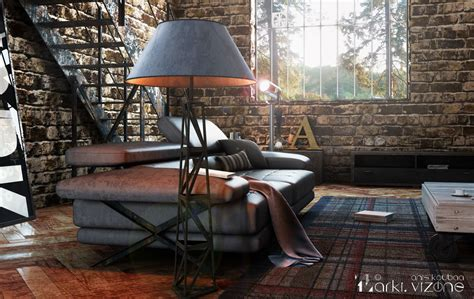 3d Home Design Software 2015 by Cgarchitect Professional 3d Architectural Visualization User Community Loft With An