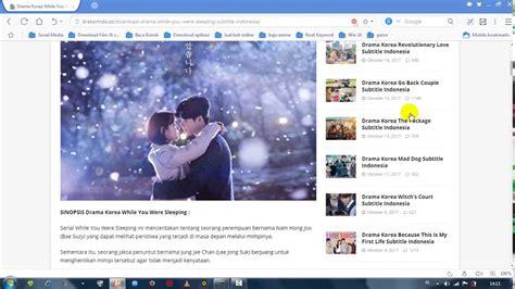 Drakorindo Korea Terbaru | cara mendownload film drama korea di drakorindo terbaru