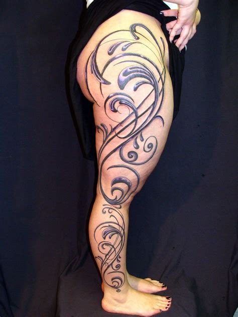 leg sleeve tattoos for men tattoos info and tattoos for models picture
