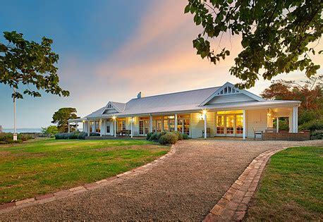 green acres in australia driveways house and farm house